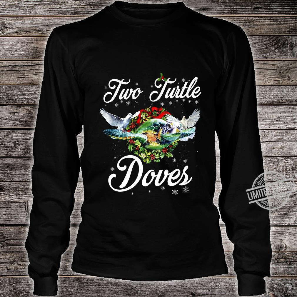 Two Turtle Doves Shirt long sleeved
